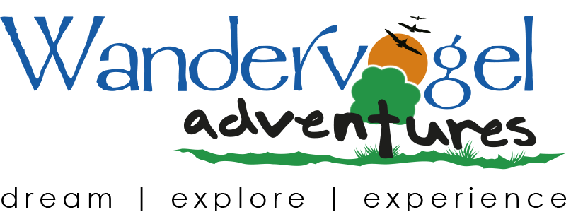 Wnadervogel Adventures Logo, contact page